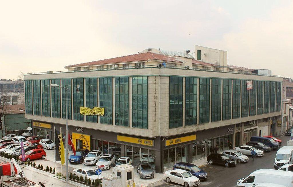 ODAK SİGORTA - BAYRAMPAŞA - OPEL BİNASI